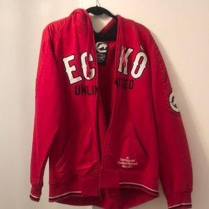 XL men's ecko sweatshirt/jacket